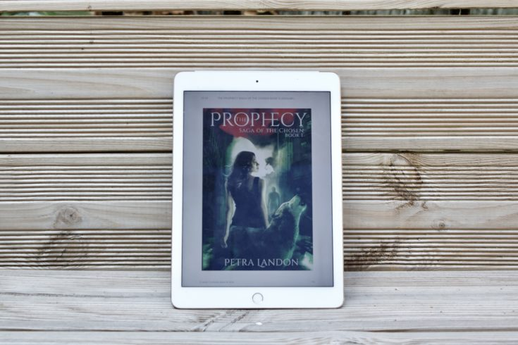 The prophecy (saga of the chosen) de Petra Landon