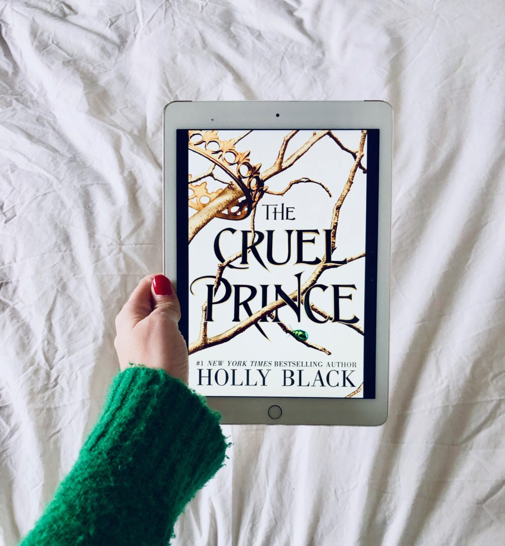 The cruel Prince de Holly Black
