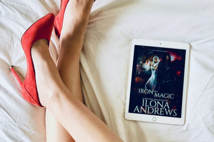 Iron and Magic (The Iron Covenant T.1) - Ilona Andrews