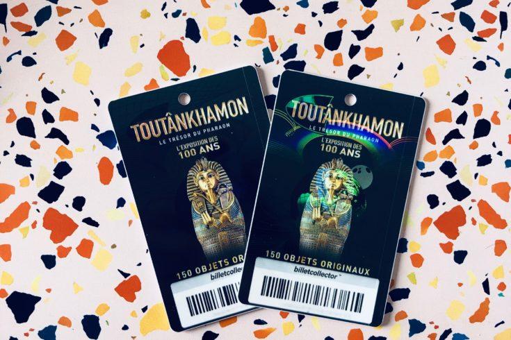 Exposition Toutânkhamon
