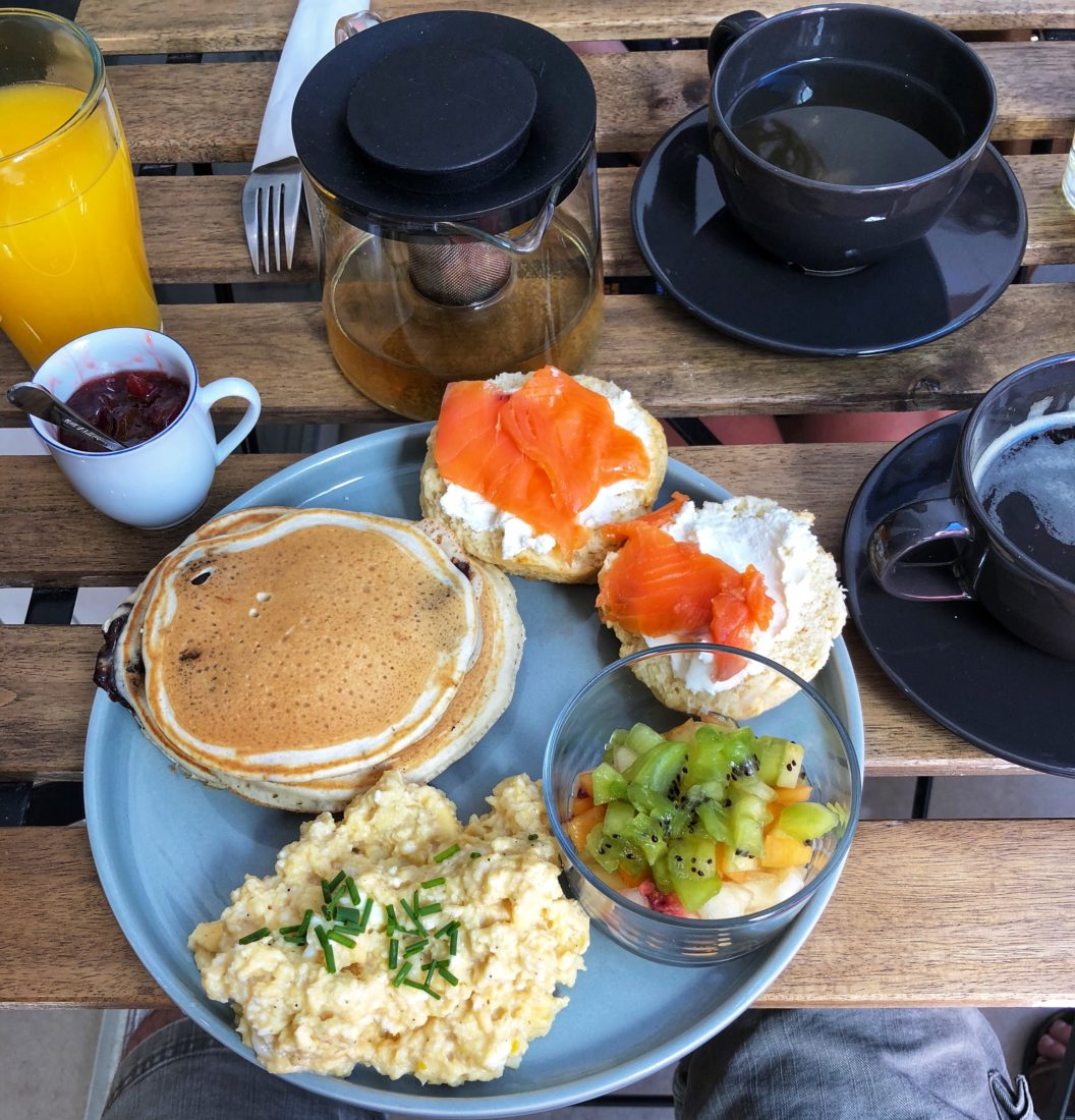 le brunch bordelais : excuse my french