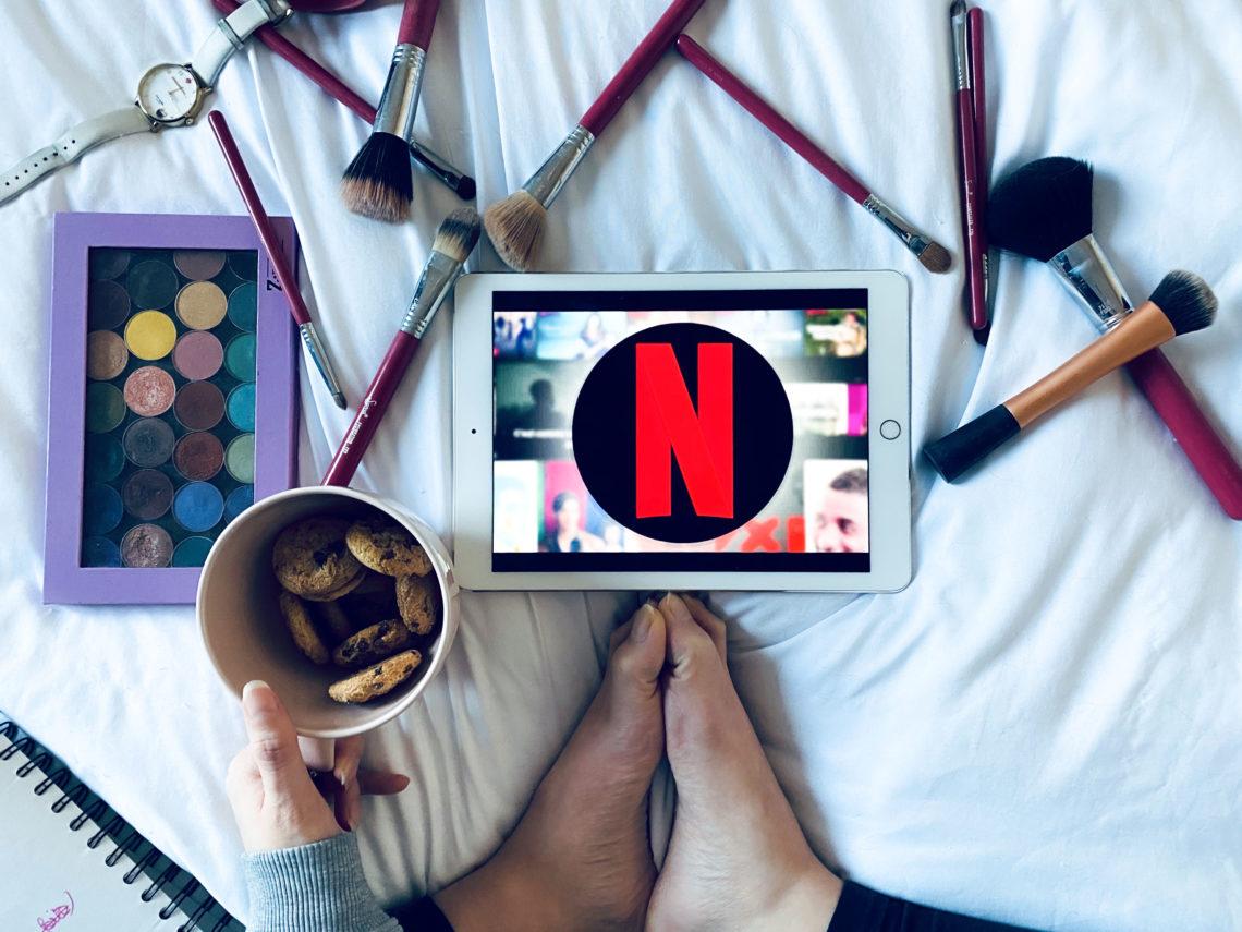 séries Netflix de cette fin d'année 2020